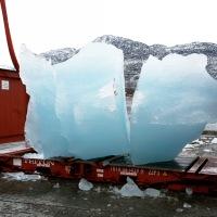 親自體會冰層融化,看得到、摸的到-Ice Watch